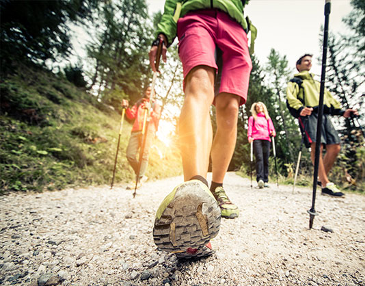 Physiotherapie Lechner | Jenbach in Tirol | Nordic Walking