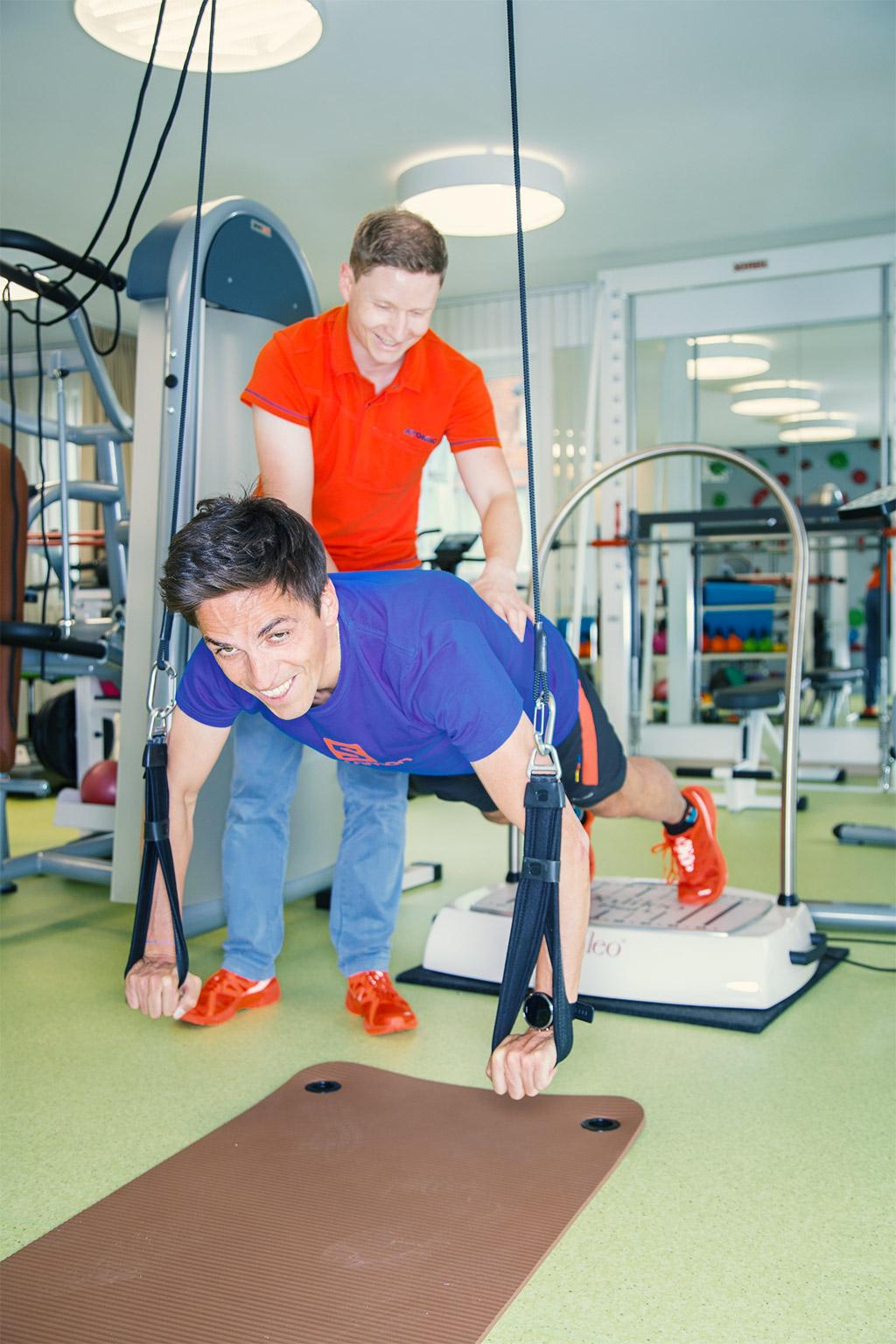 Physiotherapie Lechner | Jenbach in Tirol | Trainingsbereich